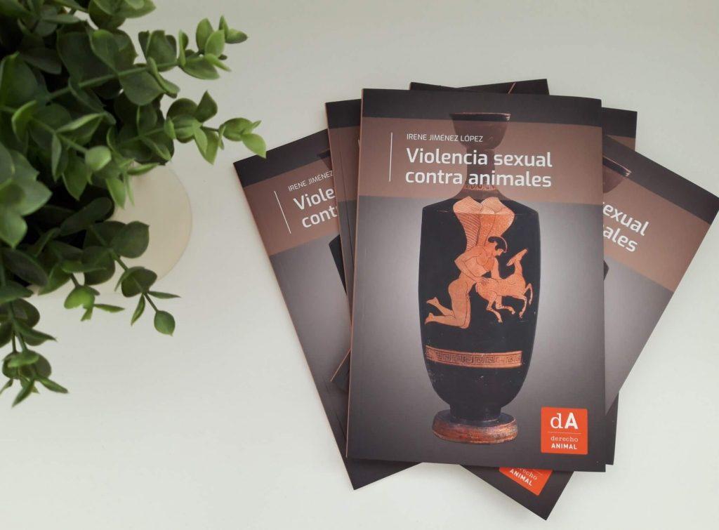 abusos sexuales contra animales maltrato libro